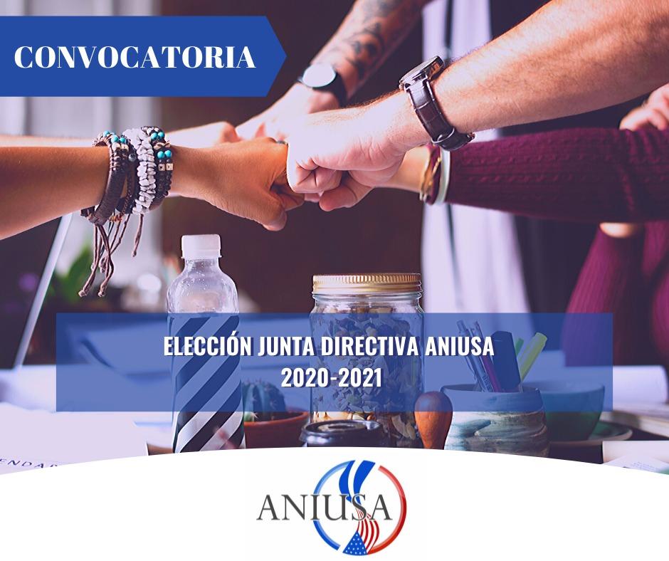 convocatoria JD Aniusa 2020